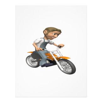 Biker 6 flyer