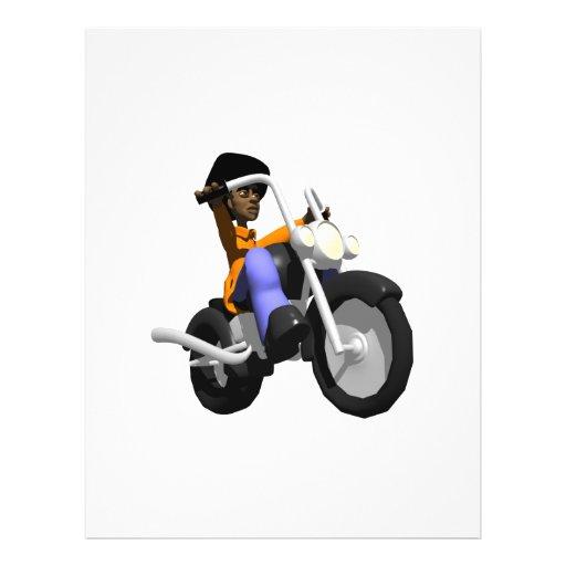Biker Flyer