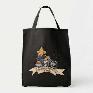 Biker Mexican Joe Tote Bag