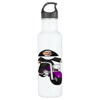 Biker Nun 710 Ml Water Bottle