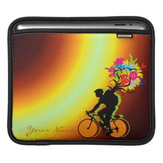 Bikers Nature Pack 1 iPad Sleeve