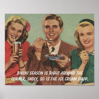 Bikini Season Poster