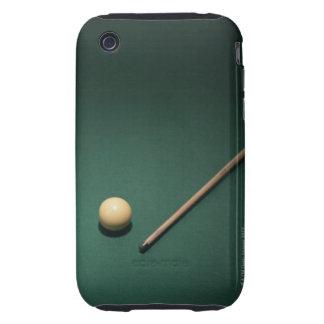 Billiards 2 iPhone 3 tough case