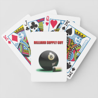 Billiards Playing Cards