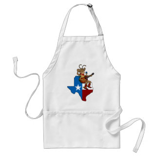 Billy Bob The Cowboy Cockroach Standard Apron