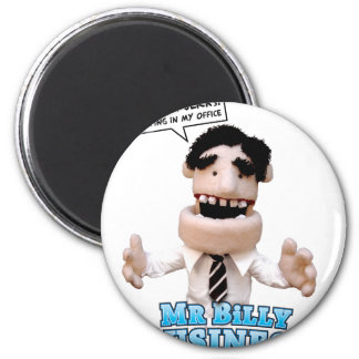 Billy Business Refrigerator Magnets