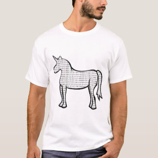 Binary Unicorn T-Shirt