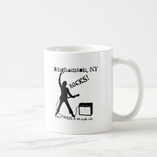 Binghamton, NY Coffee Mug
