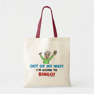 Bingo Lovers Tote Bag