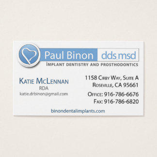 Binon_Katie Appointment Card