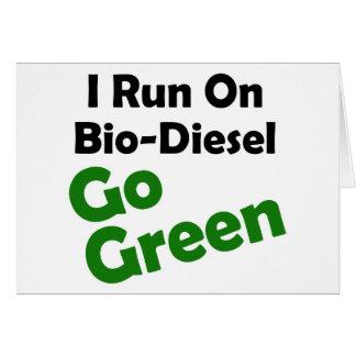 bio diesel card