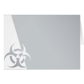 Bio-hazard biohazard atomic nuclear graphic card