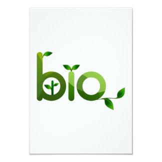Bio Sign Card
