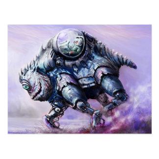 Biobot Postcard