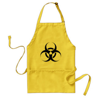 Biohazard 03 apron