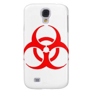 Biohazard Galaxy S4 Case