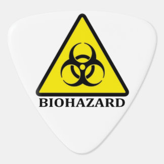 BioHazard Plectrum