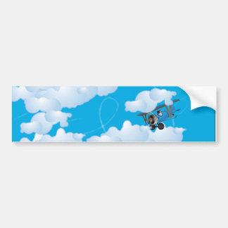 BiPlane's Bumper Sticker
