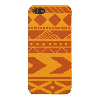 Birch Bark Makuk Etching Design Case For iPhone 5/5S