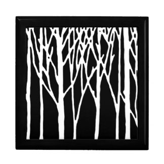 Birch Forest by Leslie Peppers Gift Box