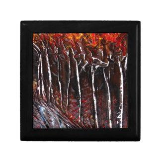 Birch tree gift box