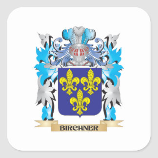 Birchner Coat of Arms Square Sticker