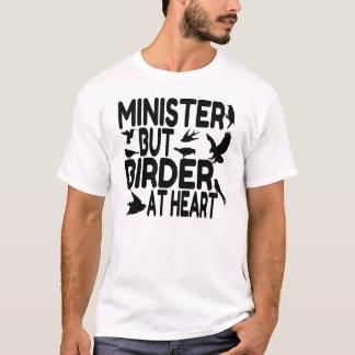 Bird Lover Minister T-Shirt