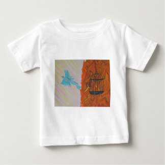 Bird Set Free Baby T-Shirt