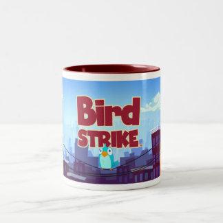 Bird Strike Mug
