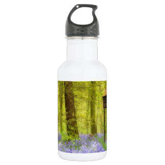 Birdhouse witha  view 532 ml water bottle