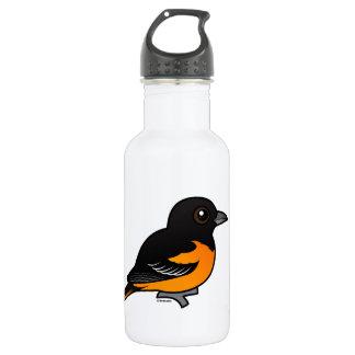 Birdorable Baltimore Oriole 532 Ml Water Bottle