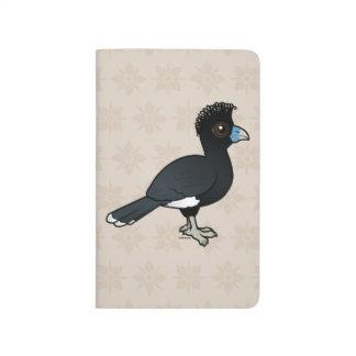 Birdorable Blue-billed Curassow Journal