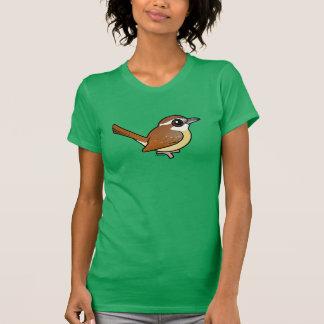 Birdorable Carolina Wren T-Shirt