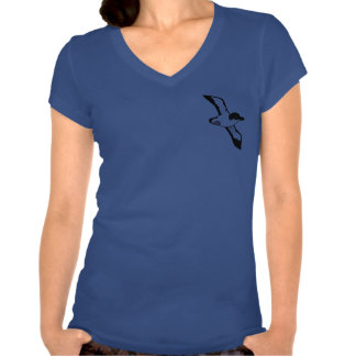 Birdorable Newell's Shearwater flight T Shirt