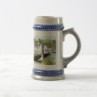 'Bird's Eye View' Stein 18 Oz Beer Stein