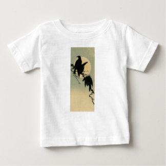 Birds in the Moonlight Baby T-Shirt