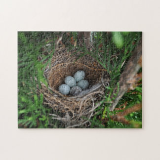 Bird's Nest Jigsaw Puzzle