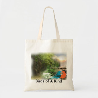 Birds of A Kind Budget Tote Bag