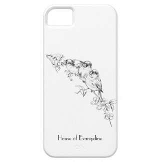 Birds of  Feather iPhone 5 Cover