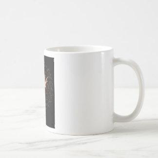 Birds of Fire Basic White Mug