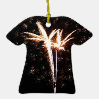 Birds of Fire Ceramic T-Shirt Decoration
