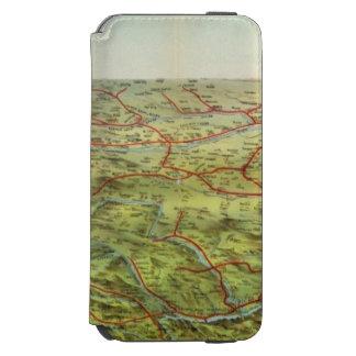 Birdseyes View Great Plains Incipio Watson™ iPhone 6 Wallet Case