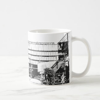 Birmingham Old Library, Brutalist Architecture Coffee Mug