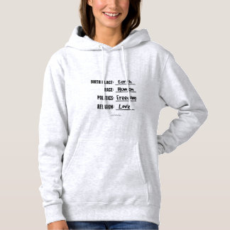 BIRTH PLACE EARTH HOODIE