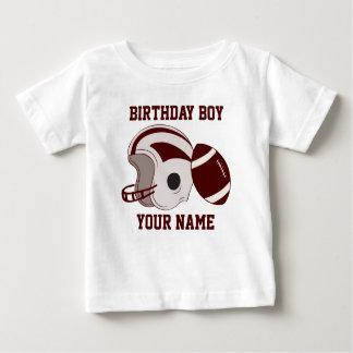 Birthday Boy Personalised Football Shirt