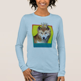 Birthday Cupcake - Dingo Long Sleeve T-Shirt