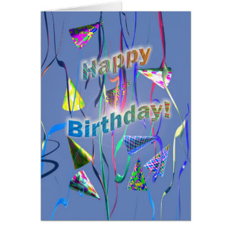 Birthday Party Day Card