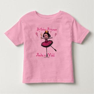 Birthday Princess - Make a Wish! Toddler T-Shirt