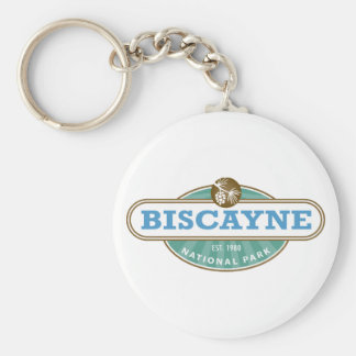Biscayne National Park Key Ring