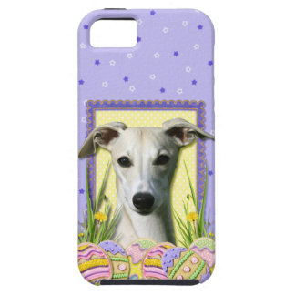 Biscuits d'oeuf de pâques - whippet iPhone 5 cases